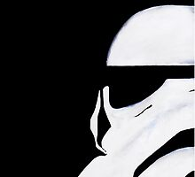 stormtrooper by atouchofcanvas