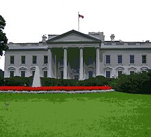 White House edit by boogeyman