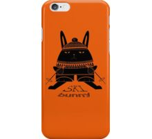 Ski Bunny iPhone Case/Skin