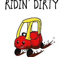 Ridin' Dirty by Almanzano