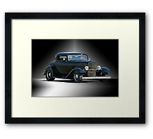 1932 Ford Coupe 'Studio' Framed Print