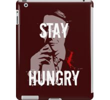 NBC Hannibal - Stay Hungry iPad Case/Skin