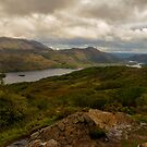 Ladies View Lakes of Killarney Ireland by woodnimages