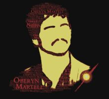 Oberyn Martell by FandomizedRose