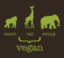 vegan strong by hennavegh