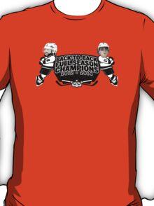 Back to Back Full Season Champions - Cartoon T-Shirt