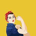 Rosie Riveter by Boogiemonst