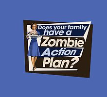 Zombie Action plan by Boogiemonst