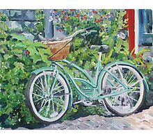 Summer Pedals Photographic Print