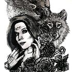 Wolfsbane by Hannah Falvey