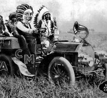 Apache Acme Cab. by - nawroski -
