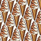 Soft Serve Twist Pattern by KellyGilleran
