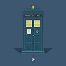 Dr. Who by David Wildish