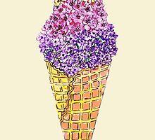 Natural Ice Cream by Kanika Mathur