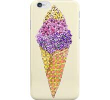 Natural Ice Cream iPhone Case/Skin