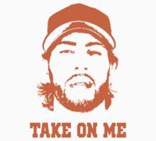 Take On Me by esmeopp
