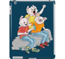 Puppy Pack iPad Case/Skin