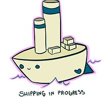 Shipping by Andrew Farr