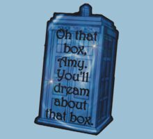 TARDIS Dream - Doctor Who by BagChemistry