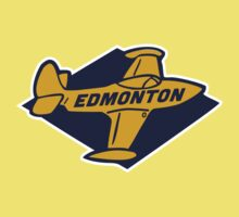 Edmonton Flyers Defunct Hockey Team by hanelyn