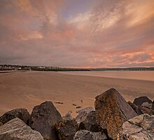 Thurso Sunset by tinnieopener
