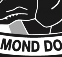 Metal Gear Solid V - Diamond Dogs (Monchromatic) Sticker