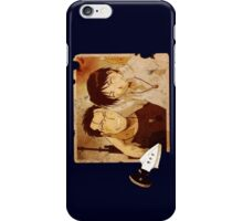 Roy and Maes  iPhone Case/Skin
