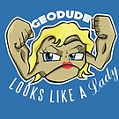PokéPun - 'Geodude looks like a Lady' by Alex Clark
