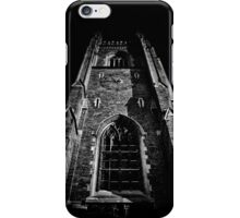 Clock Tower Soldiers Tower University Of Toronto Campus iPhone Case/Skin