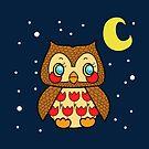 night owl by hellohappy