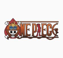 Ace logo One Piece by soyer893