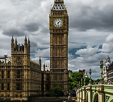 Big Ben by Anastasia E