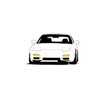 240sx S13 Phone Case.  by Godfoot808