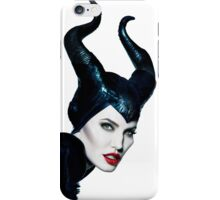 Maleficent White Phone Case iPhone Case/Skin