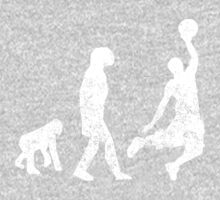 Distressed Basketball Evolution by kwg2200