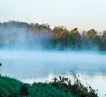 Mist on the River by whymatters