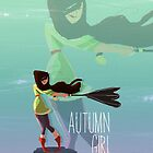 Autumn girl by francescomalin