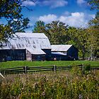 Renfrew County Barn by Yukondick