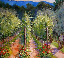 Vineyard Rose  by Joanne Morris