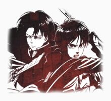 Eren & Levi by Lissy McNally