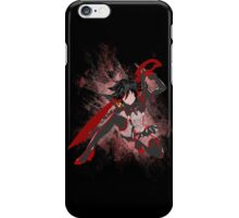 A la Kill Ryuko iPhone Case/Skin