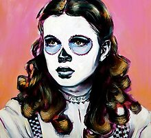 Dorothy, Day of the Dead  by JGCahoonArtist