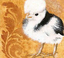 Baby chicken 1 by damasktattoo