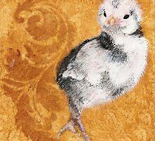 Baby chicken 2 by damasktattoo