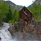 Crystal Mill by Derek Lowe