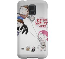 """Remember Who We Were"" Paramore Samsung Galaxy Case/Skin"