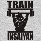 Train Insaiyan by blckstrps29