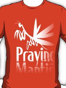 Metal Gear Solid 4 - Praying Mantis (White) T-Shirt