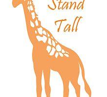 Stand Tall by thekohakudragon
