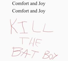 Kill the Bat Boy by BabyRainicorn